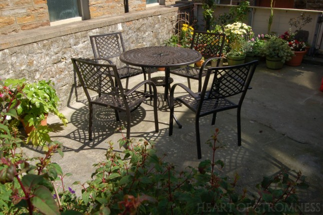 Your own suntrap